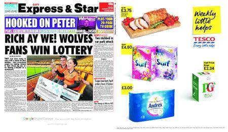 Express and Star City Edition – September 30, 2017