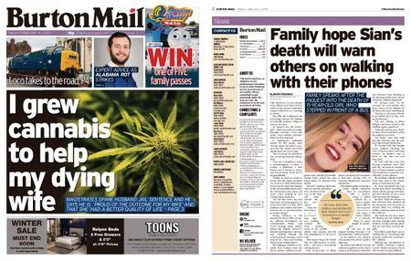 Burton Mail – February 14, 2020