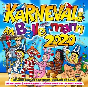 VA - Karneval am Ballermann 2020 (2019)