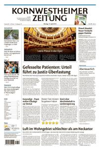 Kornwestheimer Zeitung - 15. April 2019