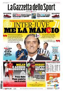 La Gazzetta dello Sport Sicilia – 15 gennaio 2021