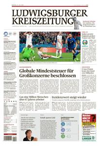 Ludwigsburger Kreiszeitung LKZ - 12 Juli 2021