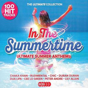 VA - In The Summertime: Ultimate Summer Anthems (5CD, 2019)