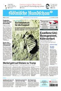 Kölnische Rundschau Wipperfürth/Lindlar – 20. Juli 2019