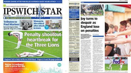 Ipswich Star – July 12, 2021