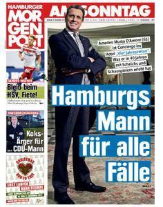 Hamburger Morgenpost - 26. November 2017