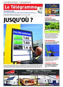 Le Télégramme Landerneau - Lesneven – 07 mai 2019