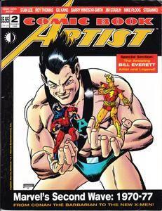 Comic Book Artist 02
