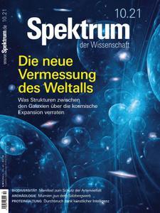 Spektrum der Wissenschaft – 18 September 2021