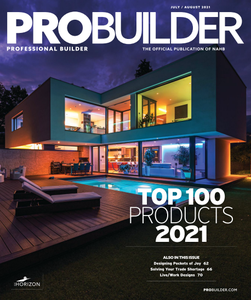 Professional Builder - July/August 2021