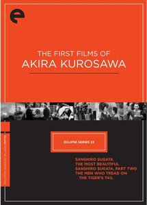 Eclipse Series 23: The First Films of Akira Kurosawa (1943-1945) [The Criterion Collection]