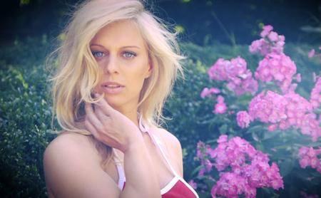 Juliette Greco - German Playboy May 2017 Coverstar (video 1)
