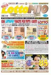 Lottomio del Giovedì N.677 - 18 Luglio 2019