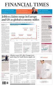 Financial Times USA - April 3, 2020