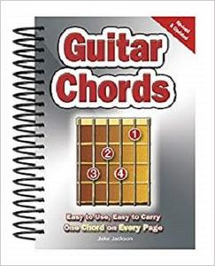 Guitar Chords: Easy-to-Use, Easy-to-Carry, One Chord on Every Page [Repost]