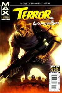 Terror Inc - Apocolypse Soon #1