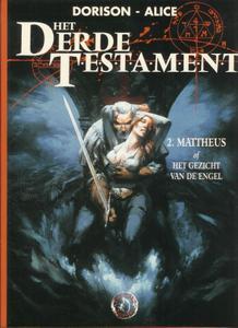 Collectie 500   094   Het Derde Testament   02   Matthes Of Het Gezicht Van De Engel