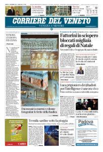 Corriere del Veneto Venezia e Mestre – 14 dicembre 2019