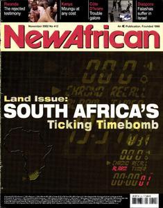 New African - November 2002