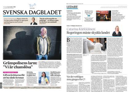 Svenska Dagbladet – 05 november 2019