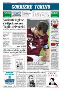 Corriere Torino – 17 gennaio 2021