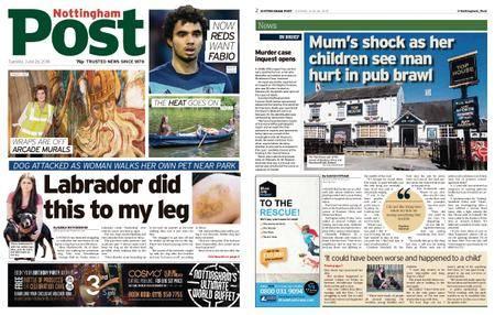 Nottingham Post – June 26, 2018