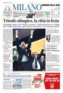 Corriere della Sera Milano – 25 giugno 2019