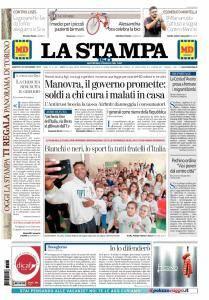 La Stampa Torino Provincia e Canavese - 28 Novembre 2017
