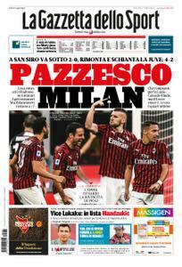 La Gazzetta dello Sport – 08 luglio 2020