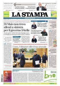 La Stampa Imperia e Sanremo - 7 Marzo 2018
