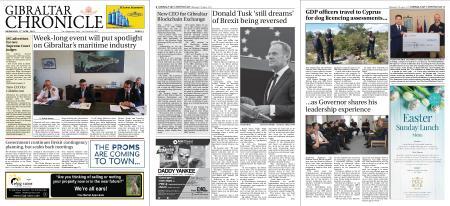 Gibraltar Chronicle – 17 April 2019