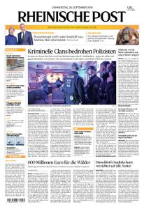 Rheinische Post – 26. September 2019
