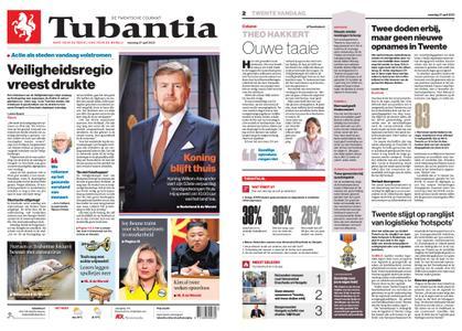 Tubantia - Enschede – 27 april 2020