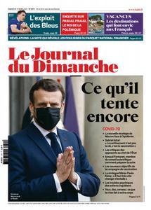 Le Journal du Dimanche - 21 mars 2021