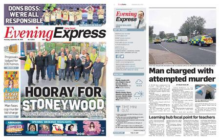 Evening Express – September 26, 2019