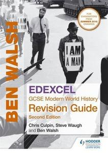 Edexcel Gcse Modern World History: Revision Guide