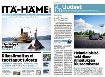Itä-Häme – 23.07.2019