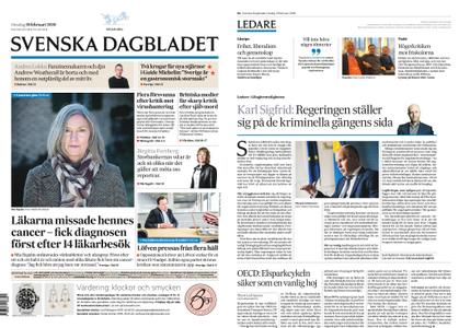 Svenska Dagbladet – 19 februari 2020