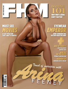 FHM USA - July 2020