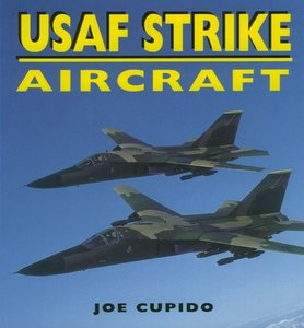 USAF Strike Aircraft (Osprey Aerospace)