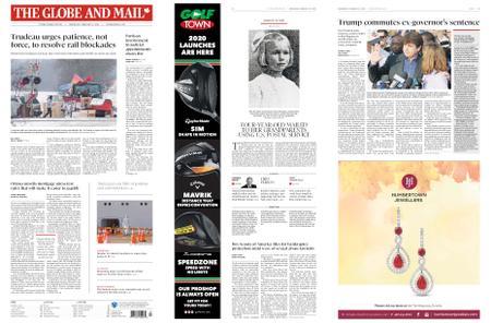 The Globe and Mail – February 19, 2020