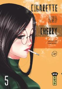 Cigarette and Cherry T05