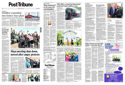 Post-Tribune – May 12, 2018
