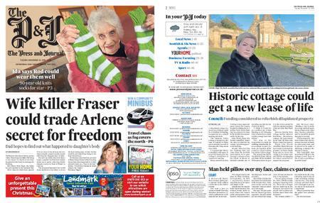The Press and Journal Moray – November 26, 2019