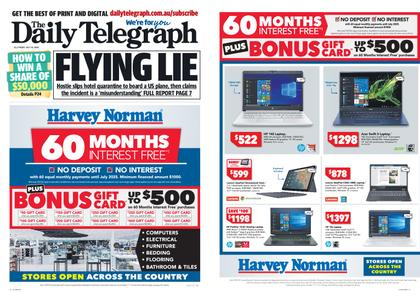 The Daily Telegraph (Sydney) – July 10, 2020