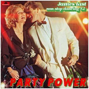 James Last - Non Stop Dancing '83: Party Power (1983, Polydor # 810 783-2 Y)