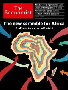 The Economist Middle East and Africa Edition – 09 March 2019