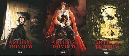 Arthus Trivium 3 Volumes