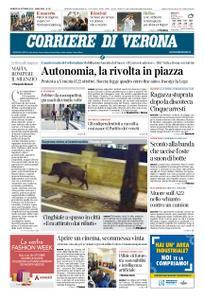 Corriere di Verona – 18 ottobre 2019