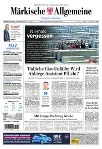 Märkische Allgemeine Prignitz Kurier - 27. Januar 2018